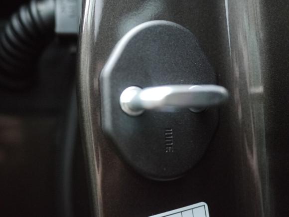 新型デミオ アクセサリー MAZDA マツダ CX-5用 ドアロックカバー カスタムパーツ G-18