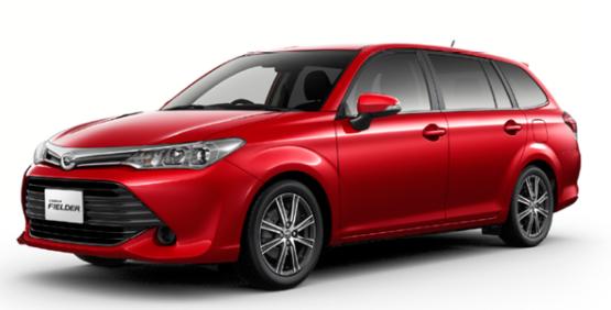 カローラーフィールダー フロント 低価格で買えるMT車紹介