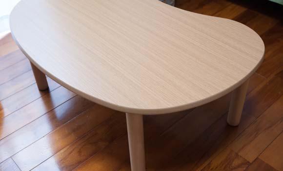 子供にやさしいリーズナブルなローテーブルを紹介